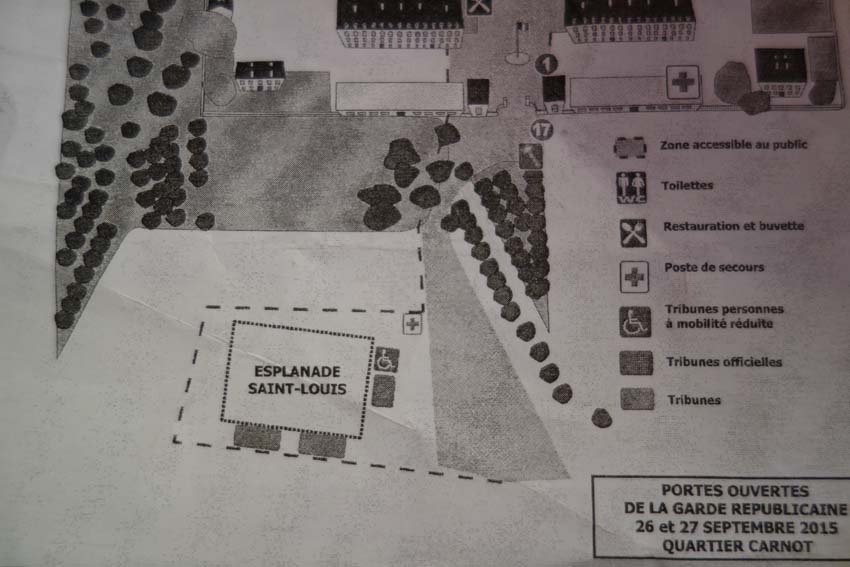 La revue clair portes ouvertes la garde r publicaine 1 esplanade saint louis - Portes ouvertes garde republicaine ...
